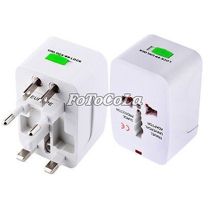 Universal all in 1 Power charger Adapter Travel Plug Converter US EU UK AU New