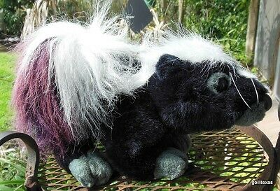 """Plush Punk the Skunk from Ranger Rick's Forest Friends 10"""""""