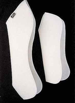 NEW Shaped  Leg Pads Travel Pads Under Bandage Protection Pads Gamgee Set 4