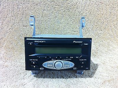 OEM 2005 2006 2007 TOYOTA SCION TC STEREO RADIO GENUINE FACTORY OEM
