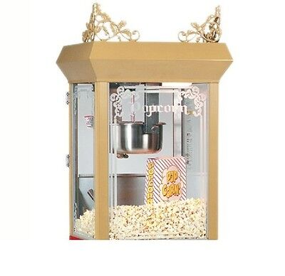 2660GT - Antique Deluxe 60 Special 6 oz. Popcorn Popper, TOP-OF-THE-LINE