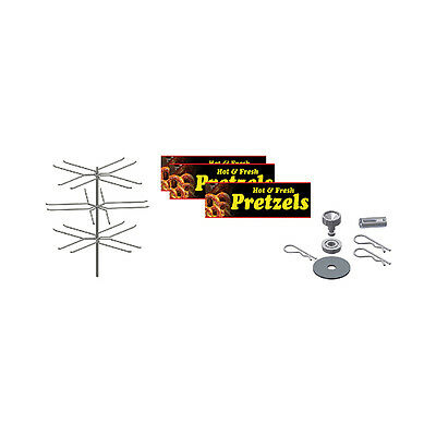 5553-003 PRETZEL KIT FOR #5551-00 (Small Humidified Cabinet)