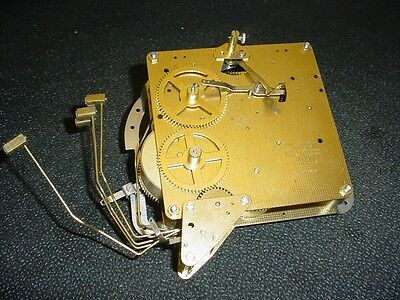 Seth Thomas A403-012 8010 Westminster Clock Movement for Parts Repair Work E177