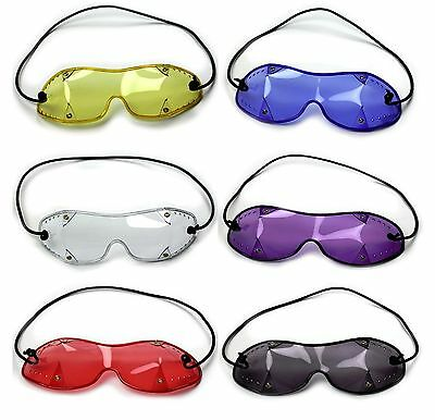 NEW- FLEX-Z ULTRA MINI SkyDive Freefall Parachute Goggles | Various Lens Colours