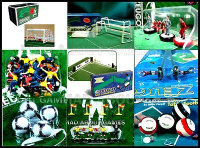TABLE FOOTBALL ACCESSORIES * 30 to choose * NEW * Subbuteo * Soccer Figure Sport