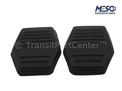 A Pair Of Pedal Pad Rubber Ford Focus Mk1 1998-2005