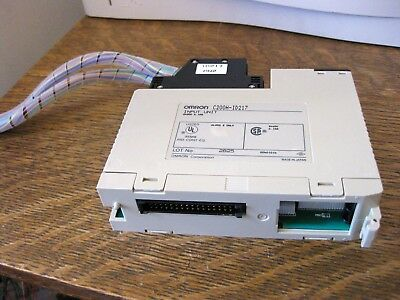OMRON PLC SYSMAC C200H-ID217 Input Unit MODULE