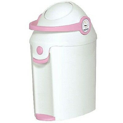 Baby Trend Diaper Champ Deluxe Diaper Disposal Infant Diapering Nursery Gear NEW