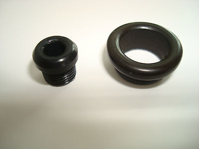 Western Electric candlestick telephone wood wall telephone Grommet set