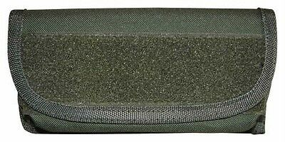 NEW Shotgun 12 Shell Ammo Pouch for Tactical MOLLE PALS Vest or Belt ~ OD GREEN