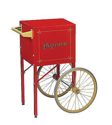 2689CR - RED CART for 8 oz. Fun Pop Popcorn Popper #2408