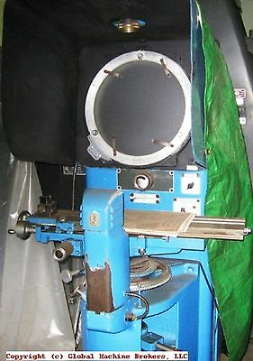 J&L Model FC-14 Optical Comparator (new late 60's)