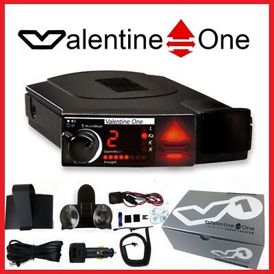 VALENTINE One 1 V1 POP 2 Radar Detector v3.8952 NEW
