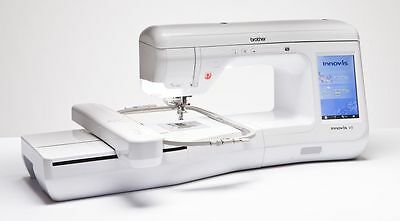 Brother Innovis V3 Embroidery Machine  Long Arm + Free PE Design Plus 2+ Threads