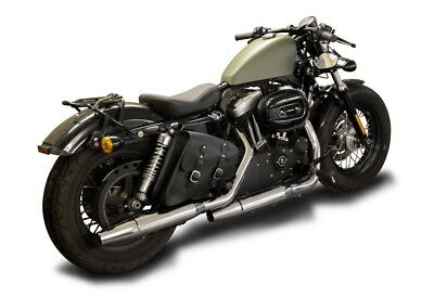 Buffalo Bag Packtasche Bike rechts Harley Sportster Iron 883 Roadster HD 2004-