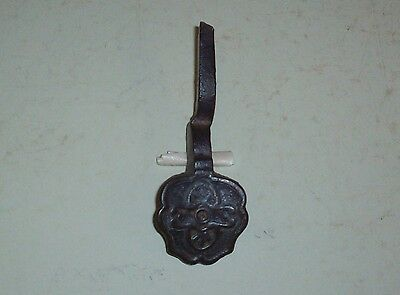 Vintage Antique Thumb Lever Part for Door Entrance Hardware #30