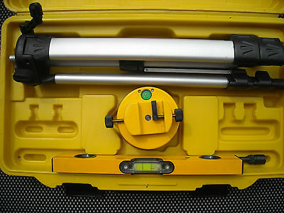 Rotary Laser Spirit Level With Tripod And Case