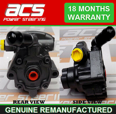 Ford Mondeo Mk3 2.0 2.2 Tdci Tddi 2000 To 2006 Reconditioned Power Steering Pump