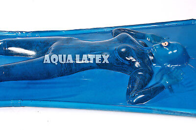 Latex Rubber Vacuum Vac Bed huge size 2.2m x 1.2m (without PVC Frames)