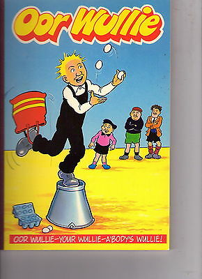 Oor Wullie 1990 / Fine / Unclipped.