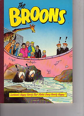 The Broons 1989 / Fine- / Unclipped.