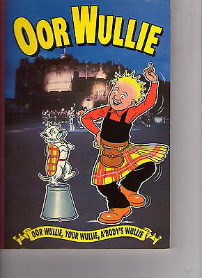 Oor Wullie 1992 / Fine / Unclipped.