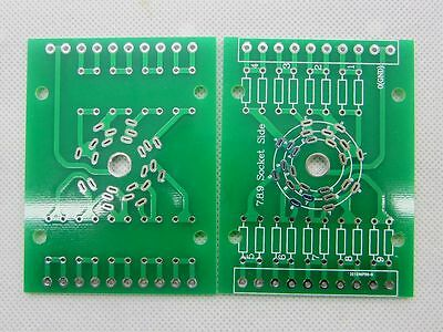 2pc 789 pin tube test diy test diy Experiment prototyping multi pcb
