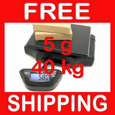 BALANCE PLATE-FORME plateauweegschaal SCALE 40 KG / 5g