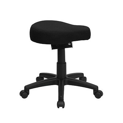 New! Saddle Bicycle Style Seat Medical Dental Tattoo Office Stool Stools Chairs