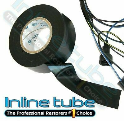 1 Roll Factory Electrical Non Adheasive Wiring Harness Friction Tape OEM C