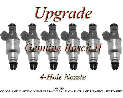 *3 Year Warranty*  Ford Lincoln V8 24LB Fuel Injector Set Upgrade BOSCH Update