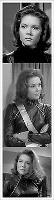 The Avengers Bookmarks Steed Mrs Gayle Mrs Peel Tara King Purdey Gambit