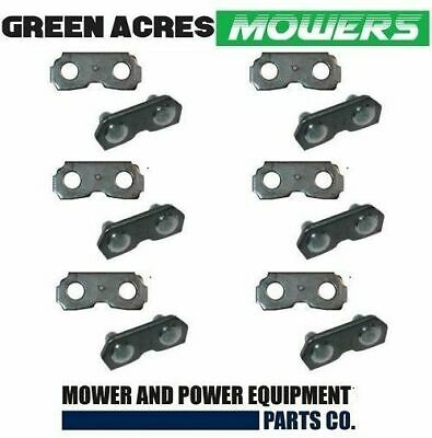 Oregon Chainsaw Chain Joiner Link X 6 For Joining 3/8 058 Chains
