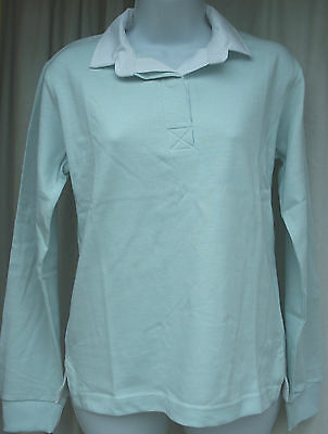 12 Lady Fit Rugby Shirts Car Boot Workwear Embroidery Blanks Leisure Wear