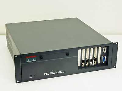 Cisco Systems Pix-520 Firewall Series Internet Security Appliance Gateway