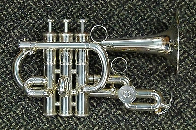 NEW! Yamaha Professional Piccolo Trumpet YTR-9820