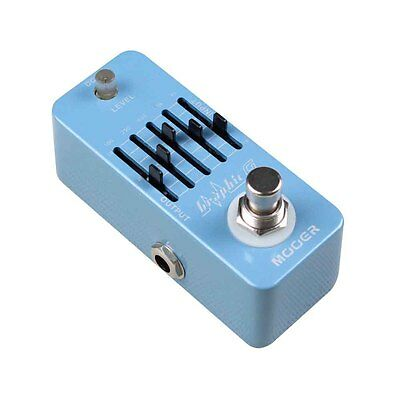 Mooer Micro Series Graphic G - 5 Band Guitar Equaliser Effects Pedal - BRAND NEW