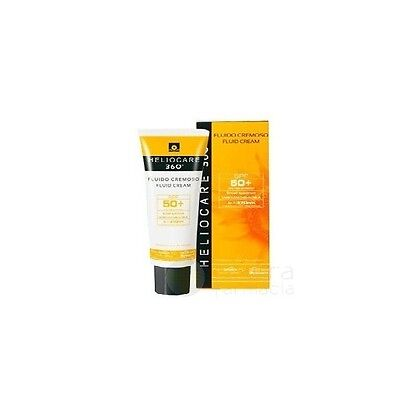 HELIOCARE 360 FLUID CREAM  SPF50+  50ml Sunscreen EXP DATE 03/2019