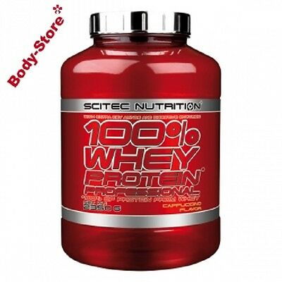 Scitec Nutrition 100%Whey Protein Professional 2350g 2,35kg Molkeprotein