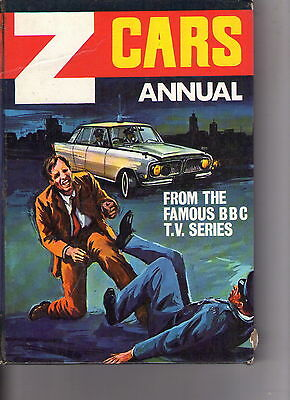 The Z-Cars Annual 1966 / V.good+ / Unclipped.