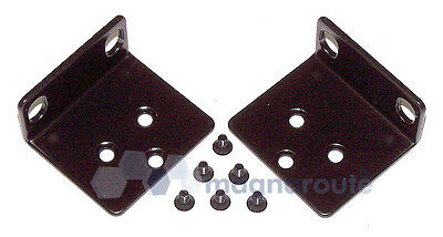Dell PowerConnect 8H428 3024 5012 RPS-600 Triangle Rack Mount Kit, Rack Ears