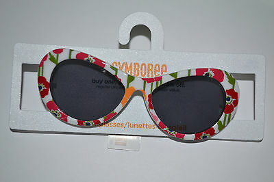 NWT Gymboree Toddler Girl Poppy Sunglasses 0-2,  2-4 yrs or 4 & Up U PICK