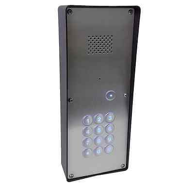 Solo Nx Cl Gsm Intercom For Gate Automation,access Control,automatic Gates