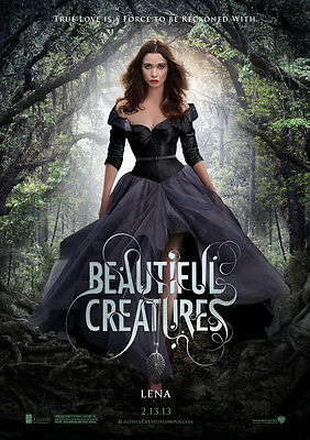 Movie Poster Print - Beautiful Creatures - Lena  A3 / A4