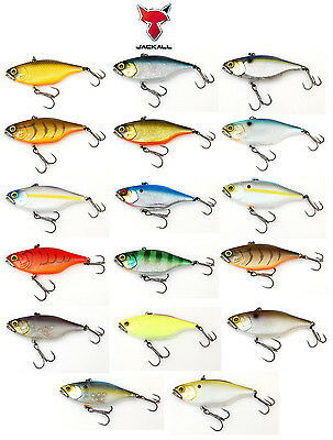 JACKALL TN 60 - TN 70 LIPLESS CRANKBAITS various colors