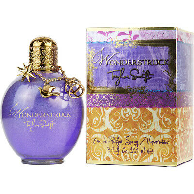WONDERSTRUCK 100ml EDP SPRAY FOR WOMEN BY TAYLOR SWIFT ------------- NEW PERFUME