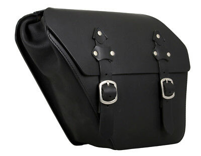 Satteltasche links 13 Liter Harley Davidson V-Rod Custom (2007-) Buffalo Bag