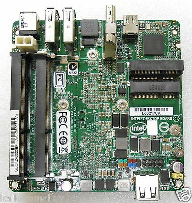 Intel BLKD33217CK D33217CK UCFF DDR3 Core i3 New Board Only