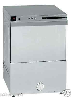 FAGOR Commercial Undercounter Dishwasher Glasswasher AD-48W 22 Racks/Hour