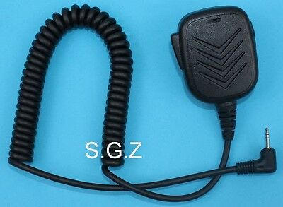 Remote Speaker Cable Consumer Microphone Single 1 pin for Motorola 2-Way Radio